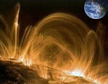 """20 мая на  Солнце будут """"супер вспышки"""",которые пагубно могут повлиять на планету."""