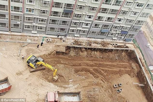 Как работают китайцы,рискуя чужими жизнями.