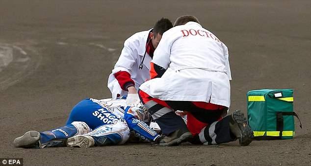 Погиб Speedway гонщик Ли Ричардсон во время заезда