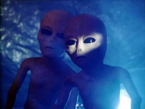 Пришельцы 10 контактёры