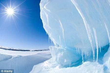 Таяние ледников разогреет Землю на 1.6 градуса