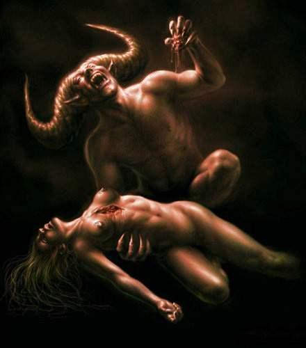 Секс м дьяволом