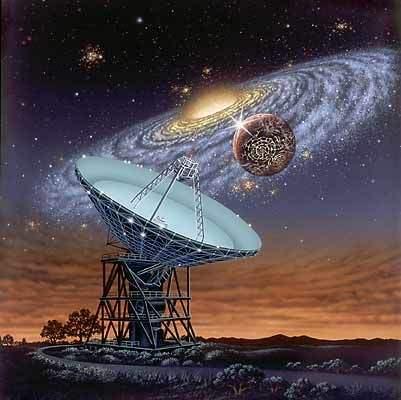 SETI(Программа по поиску сигналов внеземных цивилизаций) получила финансирование на 2013 год.