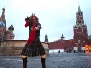 Джигурда-Стайл на красной площади (Видео)