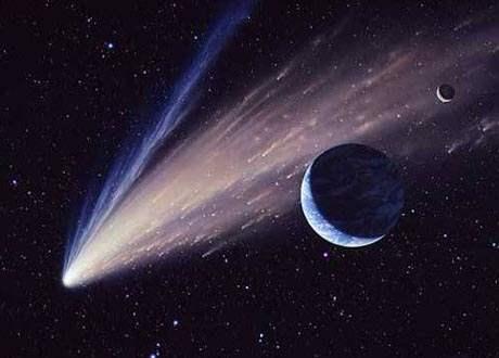 2013 год станет годом комет,сообщает NASA