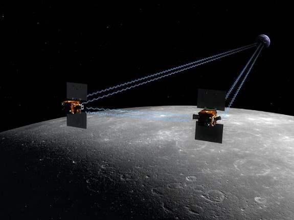 Новые результаты миссии GRAIL по исследованию Луны