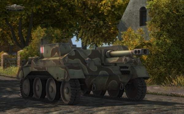 В World of Tanks расширят парк британских танков