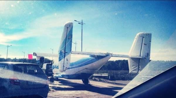 авария с самолетом
