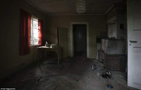 заброшенный дом в Финляндии3