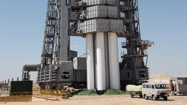 Пуск ракеты «Протон» со спутником Astra 2E, намеченный на 17 сентября, откладывается из-за неисправности