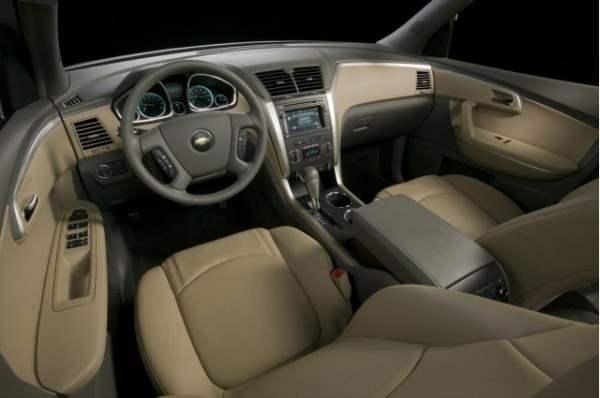 Chevrolet Traverse2