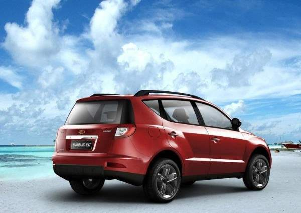 Geely Emgrand X74