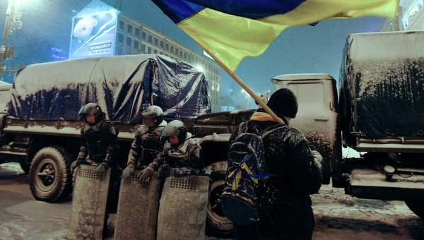 киев майдан 2013