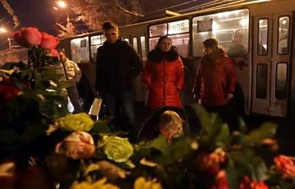 Aftermath of terrorist attacks in Volgograd