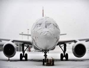 Отмененны авиарейсы в России и Китае из-за непогоды