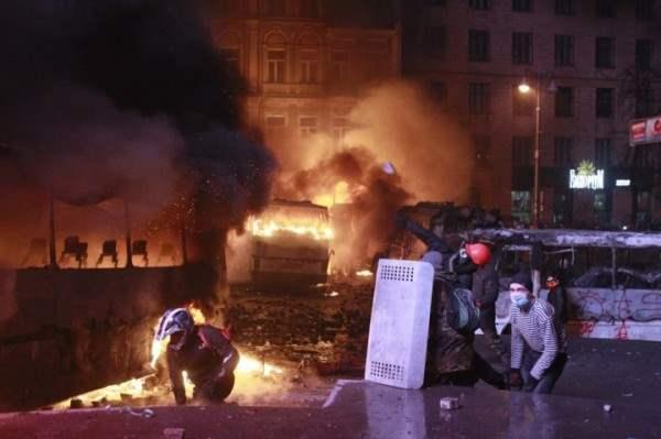 Киев безпорядки5