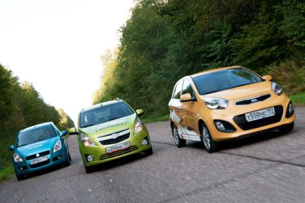 На сколько безопасны маленькие автомобили? Список самых безопасных…