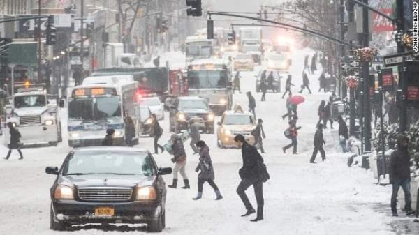 морозы в сша 2014 13