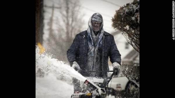 морозы в сша 2014  17