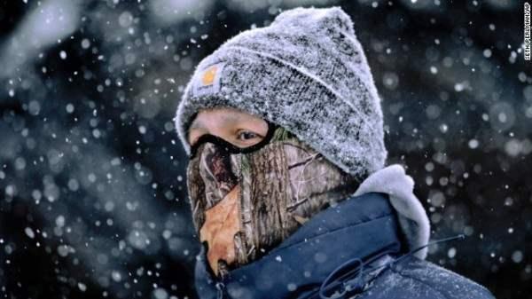 морозы в сша 2014 18