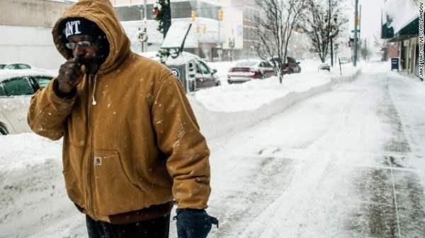 морозы в сша 2014 23