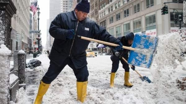 морозы в сша 2014 8