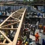 В Рио-де-Жанейро обрушился мост, погибли 4 человека.
