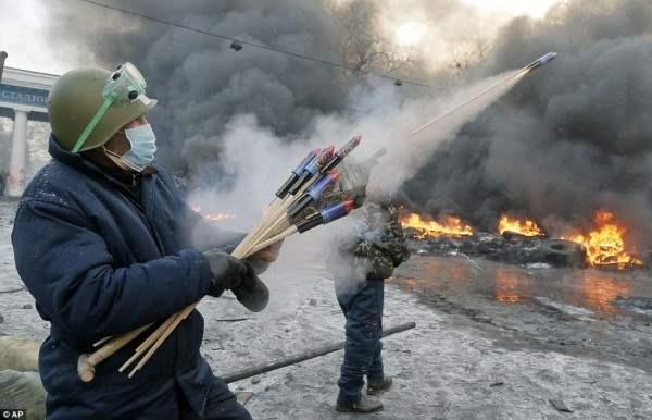 революция в украине2