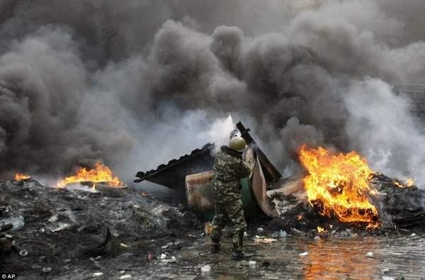революция в украине3