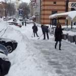 В Днепропетровске за день выпала двухмесячная норма осадков.