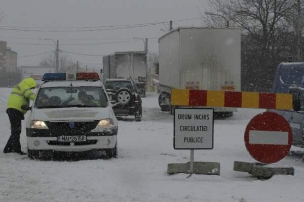 снег в румынии3