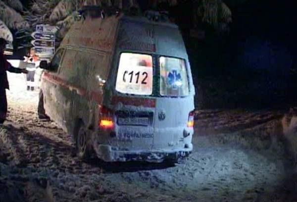 снег в румынии4