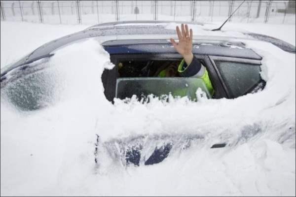снег в румынии6