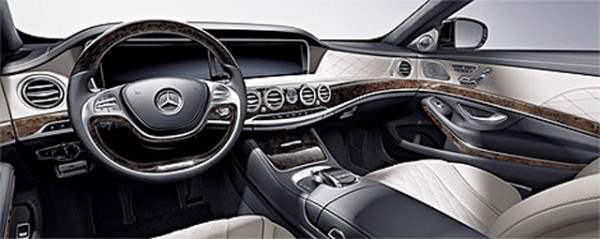Mercedes-Benz S600 2