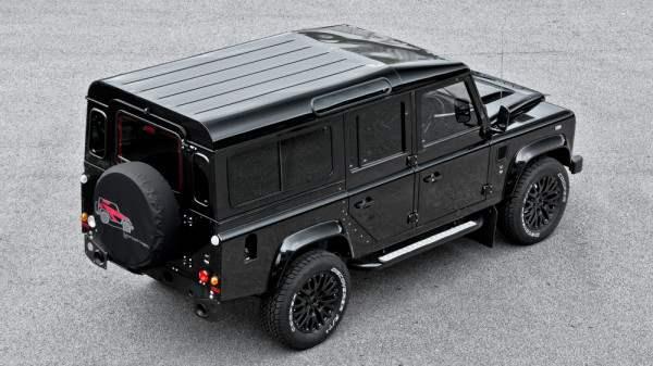Land Rover Defender 8