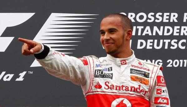 Льюис Хэмилтон стал лучшим в Формуле 1