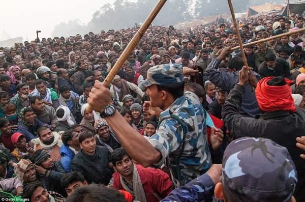 Непал убой15