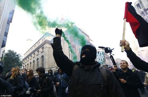 великобритания протесты11