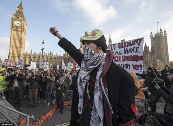 великобритания протесты12