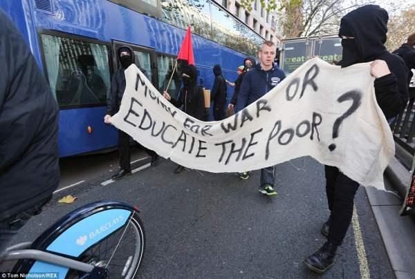 великобритания протесты46