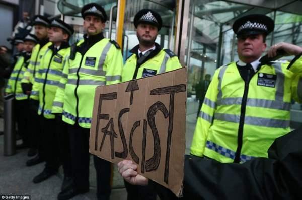 великобритания протесты48