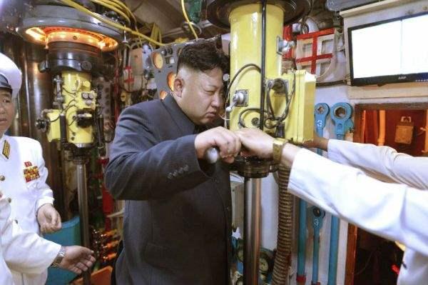 кндр подводная лодка