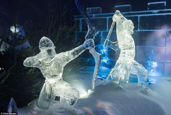 ледовые скульптуры5