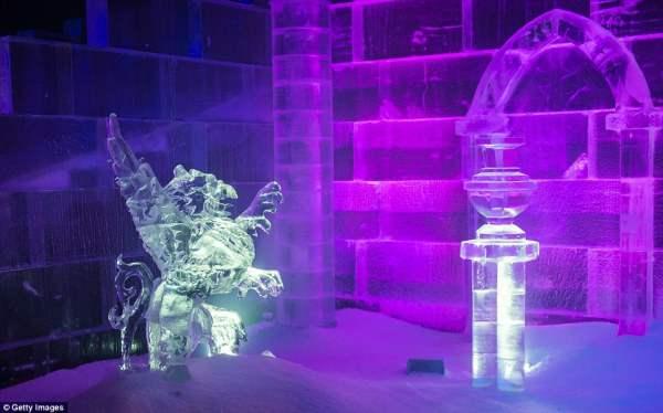 ледовые скульптуры6