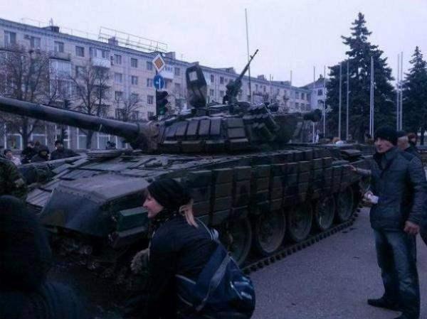 луганск техника рф4