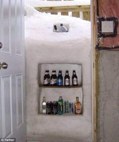 снежный апокалипсис сша