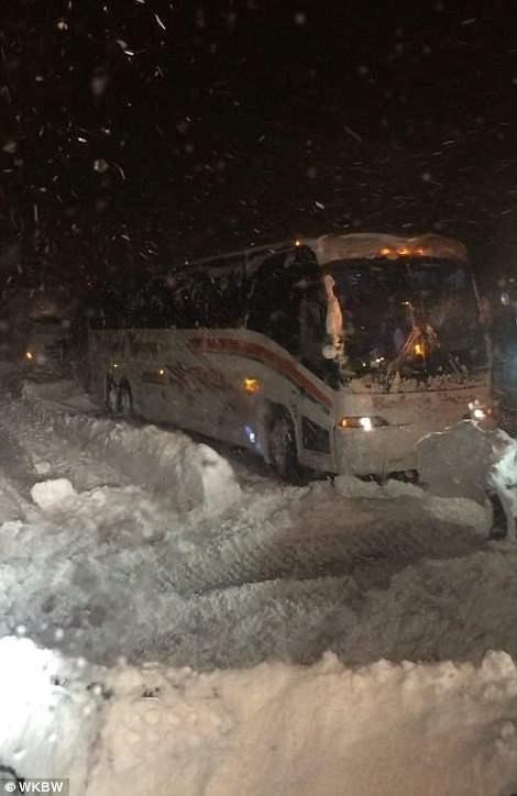 снежный апокалипсис сша2