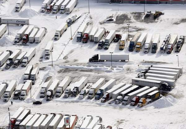 снежный апокалипсис сша39