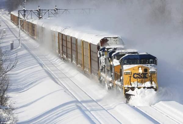 снежный апокалипсис сша8