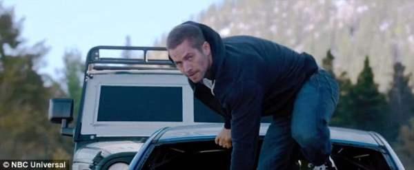 """Появился первый официальный трейлер к фильму """"Форсаж 7″."""